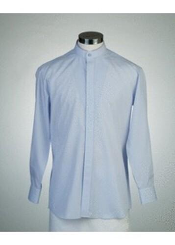 목회자셔츠-멘토셔츠 파랑