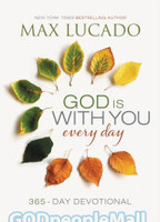 God Is with You Every Day (HB)