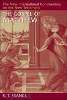 NICNT: Gospel of Matthew, the (HB)