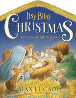 Itsy Bitsy Christmas (Board Book)