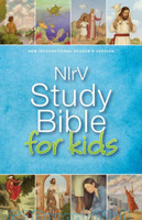 NIrV: Study Bible for Kids, Hardcover