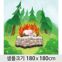 성탄절(성극배경)양의제사현수막-293  ( 180 x 180 )