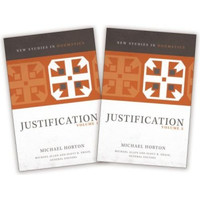 Justification: 2 Vols Set (New Studies in Dogmatics) (PB)