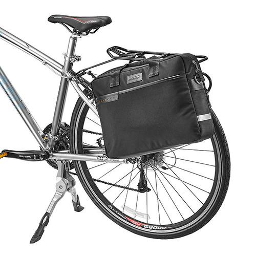 아이베라 자전거 출퇴근 짐받이 패니어 서류 가방 노트북 거치 가능