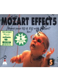 Mozart Effect 5 (CD)