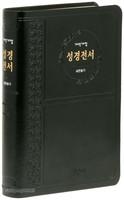 개역개정 성경전서 새찬송가 중 합본 (색인/이태리신소재/무지퍼/검정/NKR72ATH)