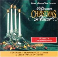 Acappella Christmas Songs (CD)