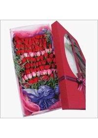 꽃박스(장미100송이)