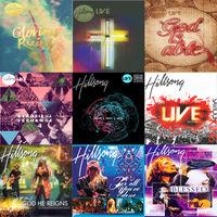 Hillsong Live Worship DVD 음반세트(9DVD)