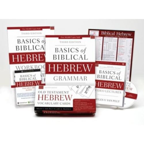 Learn Biblical Hebrew Pack 2.0: Includes Basics of Biblical Hebrew Grammar, 3rd Ed and Its Supporting Resources
