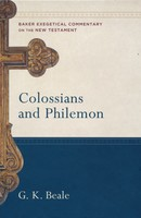 BECNT: Colossians and Philemon (HB)
