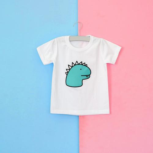 [2020글로리월드 티셔츠] 공룡티 - 화이트