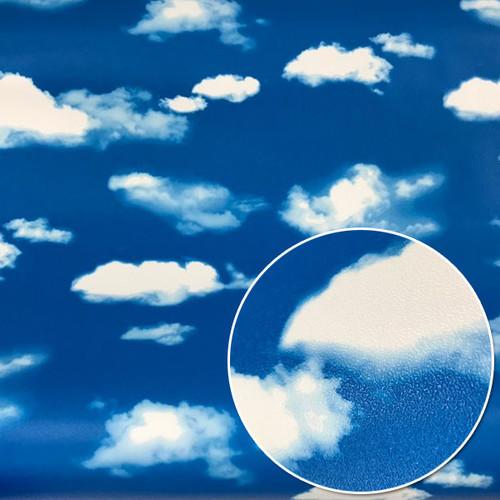 HOL-20099 블루스카이 구름 데코시트지