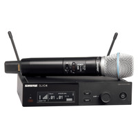 SHURE SLXD24/BETA87A 디지털 무선 마이크