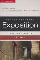 Exalting Jesus in Exodus (Paperback)