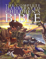 The Complete Illustrated Childrens Bible (Hardcover)