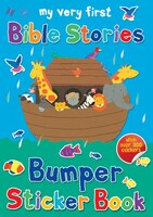 My Very First Bible Stories Bumper Sticker Book (PB)
