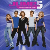 JUMP5 - All the time in the World (CD)