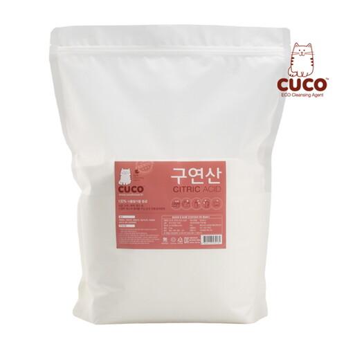 CUCO 구연산 5kg 오스트리아산