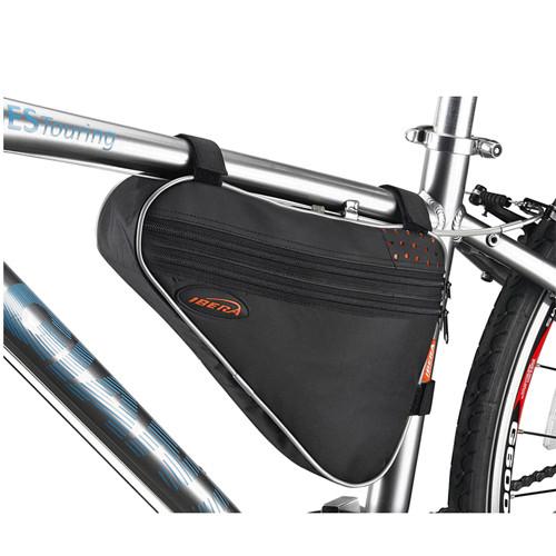 이베라 탑튜브 자전거 가방(트라이앵글) 하드팩 프레임