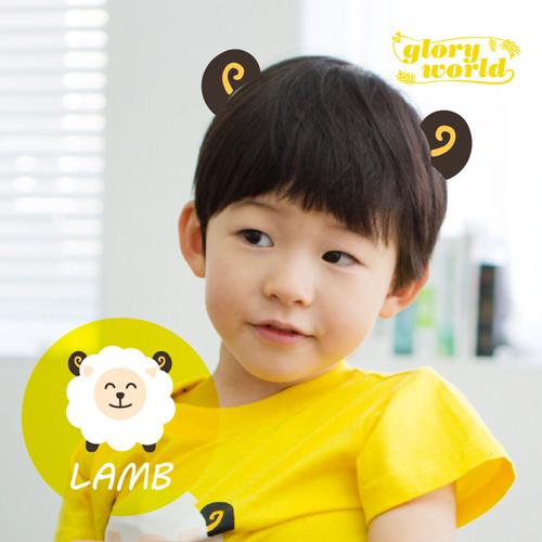 글로리월드 티셔츠 - 어린양_(50벌 이상 주문 가능)