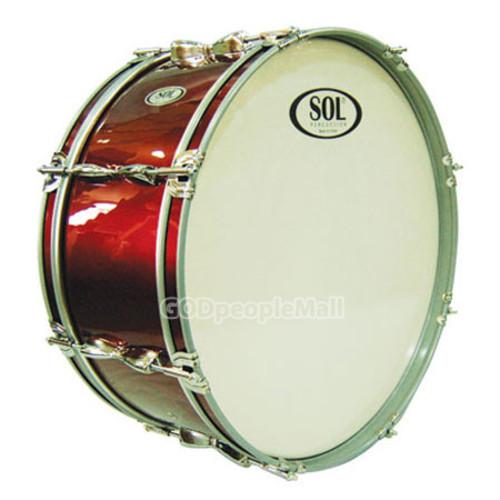 SOL 큰북 JB-BD22-WR
