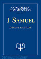 1 Samuel (Series: Concordia Commentary)  (HB)