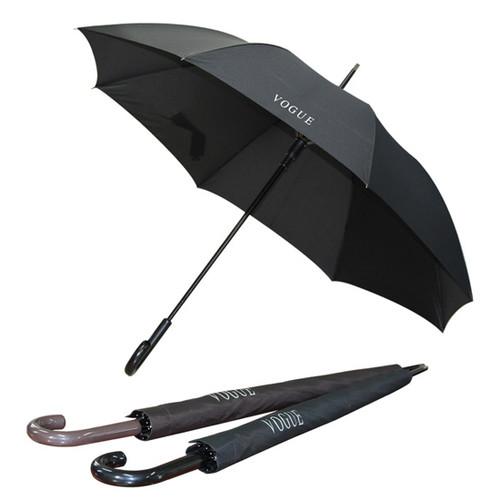 보그 70 올화이버 곡자 손잡이 장우산