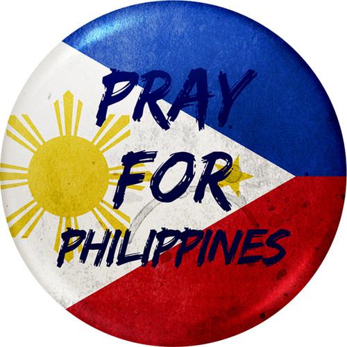 Pray for 핀버튼 - 필리핀