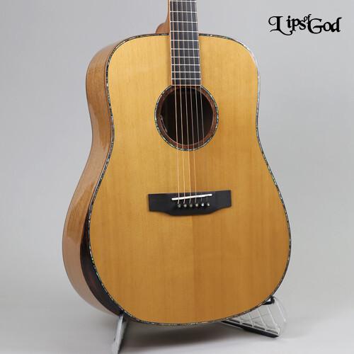 로그 2020 Hebron D7 어쿠스틱 기타