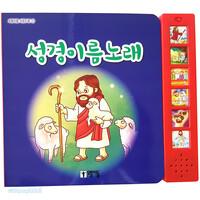 모퉁이돌 사운드북 1 - 성경이름노래