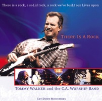 Tommy walker - There is a Rock  (CD)