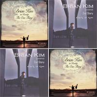 김브라이언 워십음반세트 (2CD)