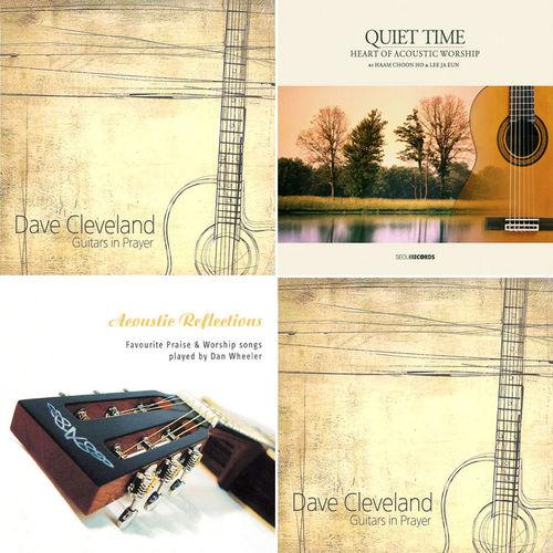 Guitar 찬양연주 음반세트 (3CD)