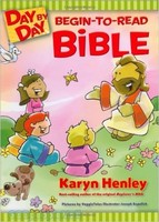 Day by Day Begin-to-read Bible (HB)
