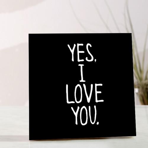 (말씀자작나무액자) DO YOU LOVE ME 6종