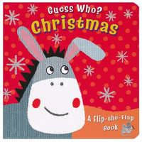 Guess Who? Christmas: A Flip-the-Flap Book (Board Book)