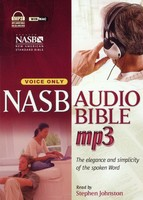 NASB: Audio Bible, MP3: The Elegance and Simplicity of the Spoken Word New American Standard Bible