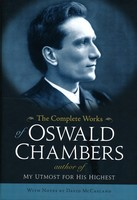 Complete Works of Oswald Chambers (양장본)