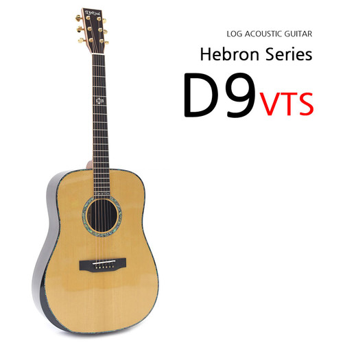 로그 2020 Hebron D9 어쿠스틱 기타