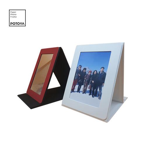 [POTOYA] 종이액자거울 미러앤프레임 델타 DELTA (4X6)