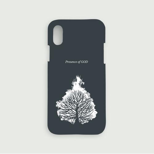 울보제자 불타는 떨기나무 아트웍케이스 (그레이)