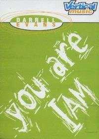 Darrel Evans -You Are I Am (Tape)