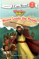 Moses Leads the People (PB)