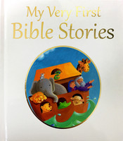 My Very First Bible Stories (HB)