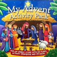 My Advent Activity Pack (HB)