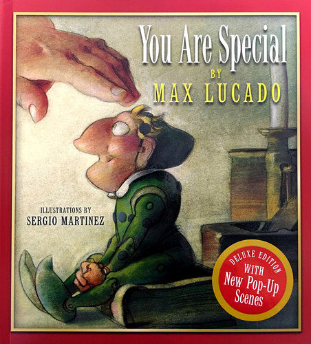 You are Special (HB, Anniversary Pop-Up Ed.)