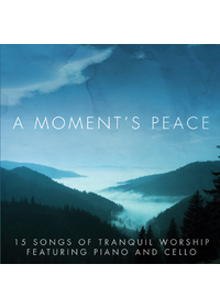 A MOMENTS PEACE 1집:: Piano and Cello (CD)
