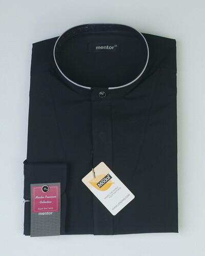 목회자셔츠-멘토셔츠 검정