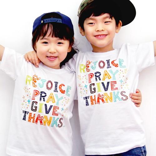 [갓키즈 티셔츠] Rejoice_기뻐하라!